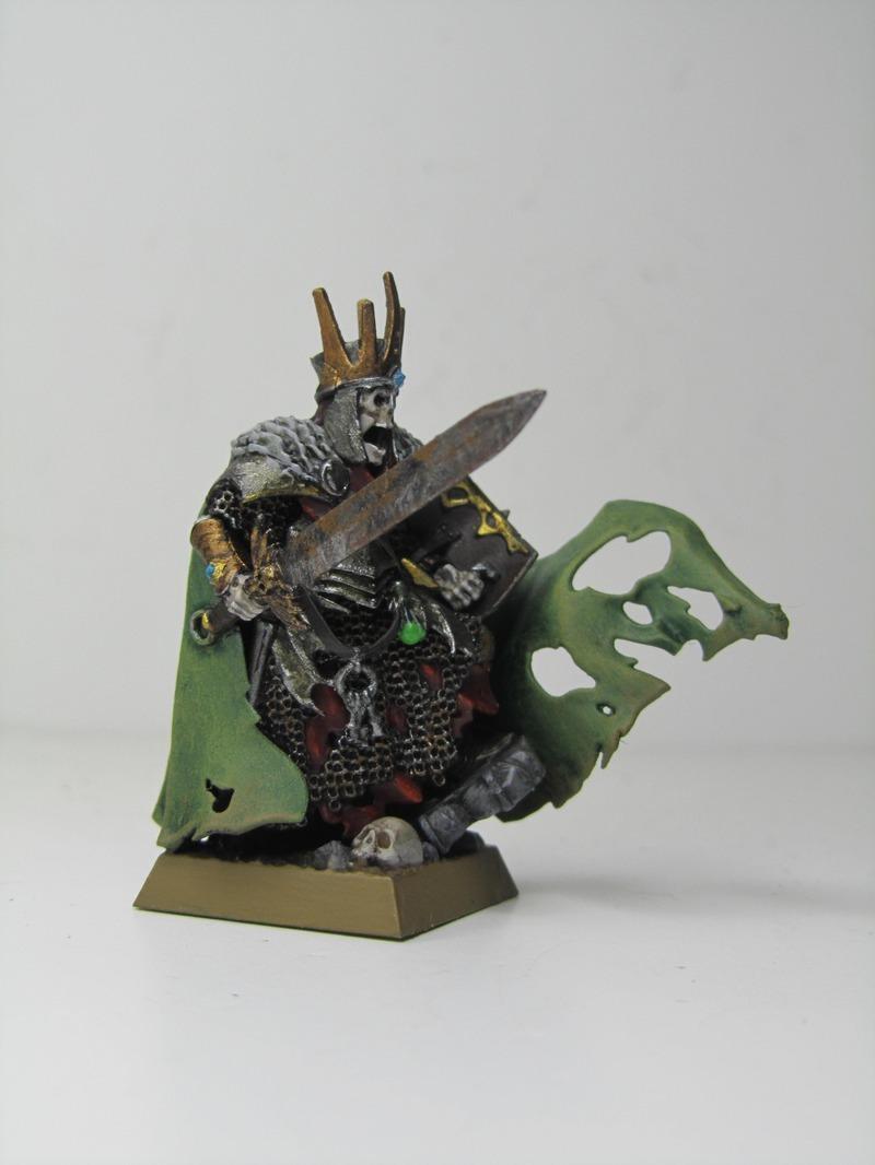 roi revenant comte vampire  warhammer   2012